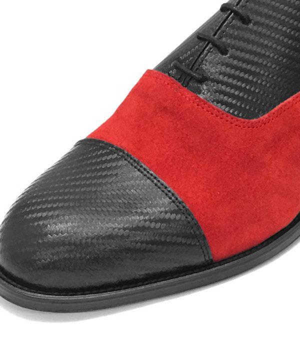 Zapatos de piel Blucher