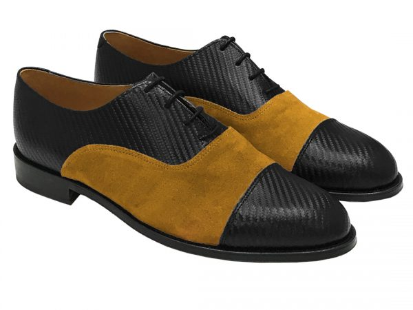 Blucher Leather Shoes