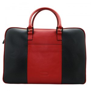 leather handbag carbon fiber